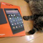 Fire HD 10&アクセサリ購入とAndroid化実施